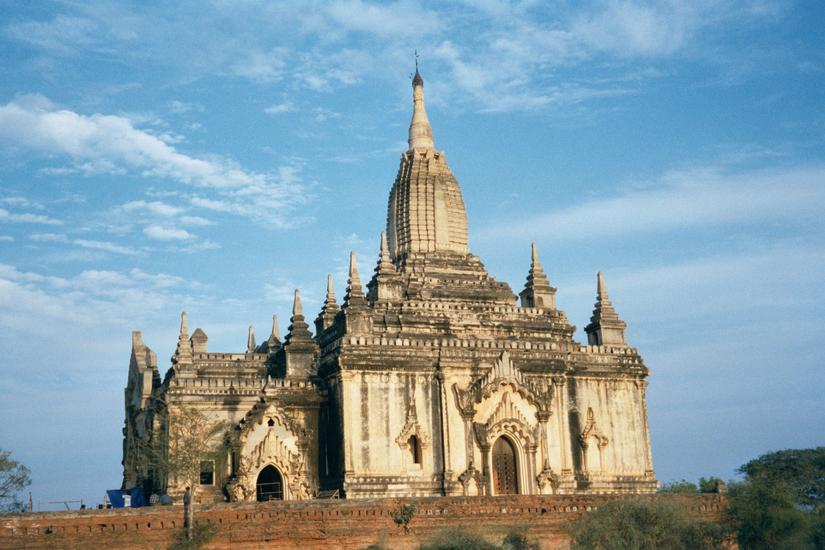 Burma / Myanmar: Pagan 2: More Monuments picture 1