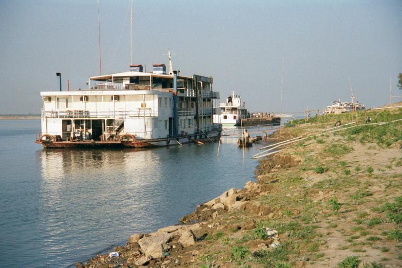 Burma / Myanmar: The Irrawaddy picture 9