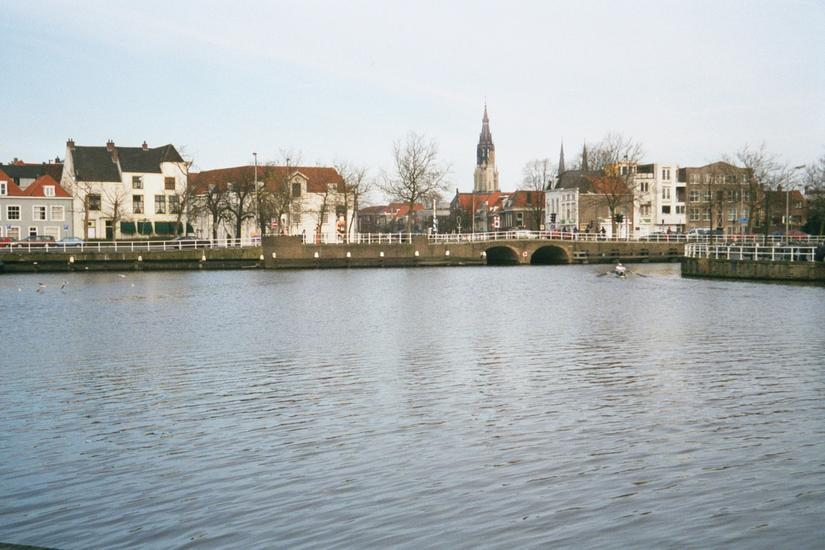 The Netherlands: Delft: Vermeer picture 2