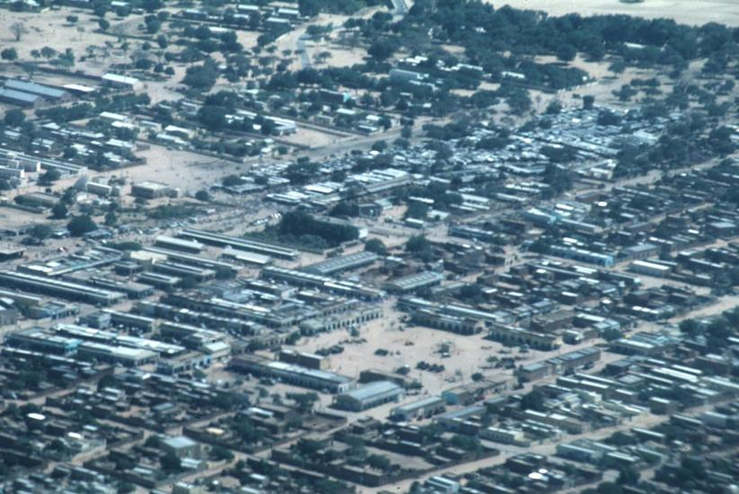 Sudan: Aerial Town Views picture 3