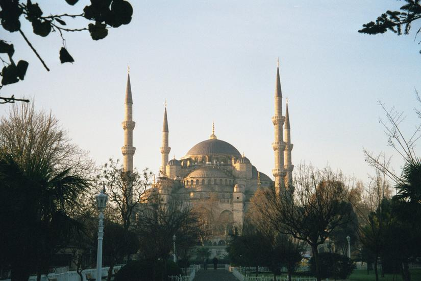 Turkey (Istanbul): Churches and Mosques picture 18