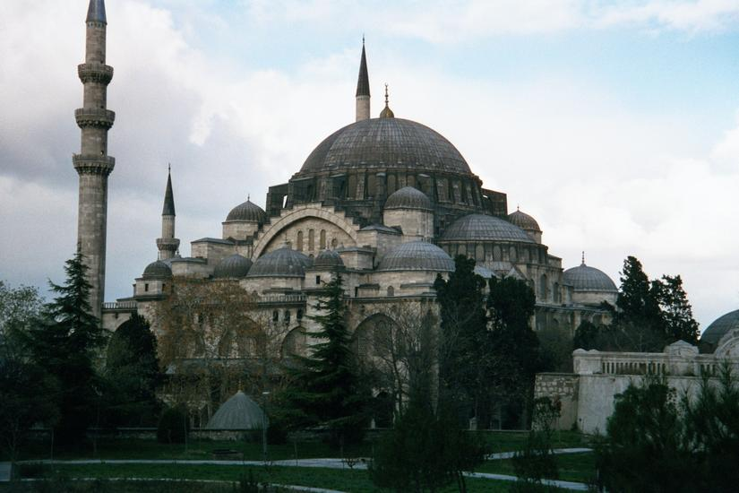 Turkey (Istanbul): Churches and Mosques picture 19
