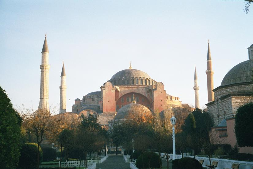 Turkey (Istanbul): Churches and Mosques picture 2