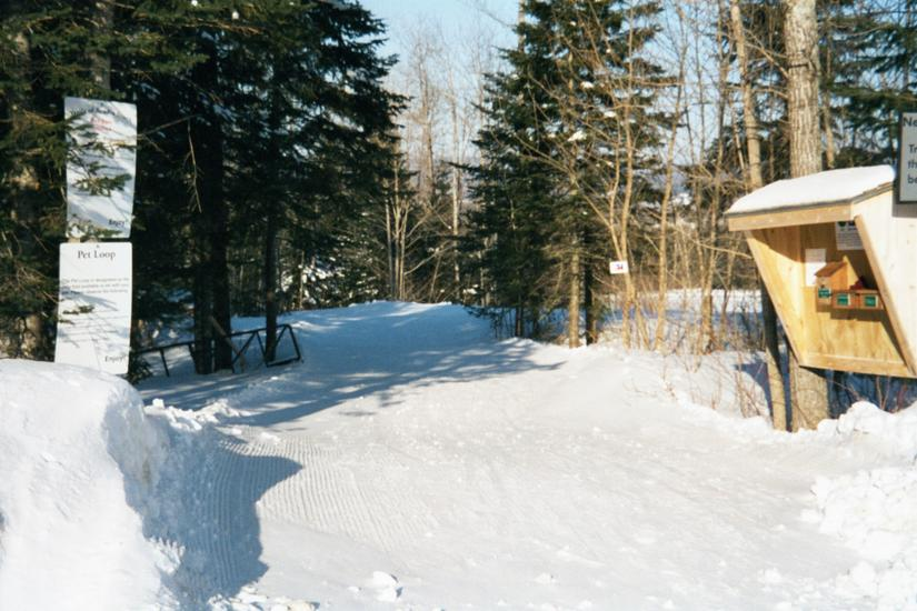 The Eastern United States: Fort Kent Winter