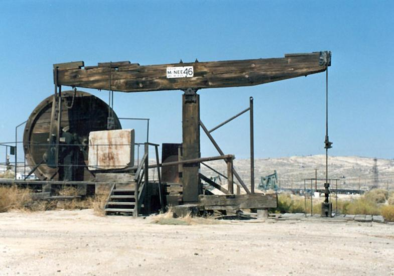 The Western United States: Pioneer Oil Fields of the San Joaquin Valley picture 5