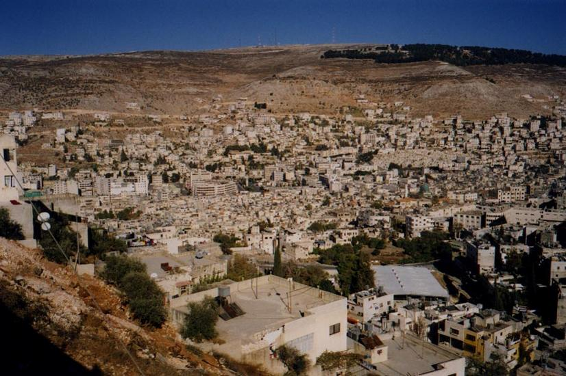 The West Bank: Nablus 2: the New City picture 1