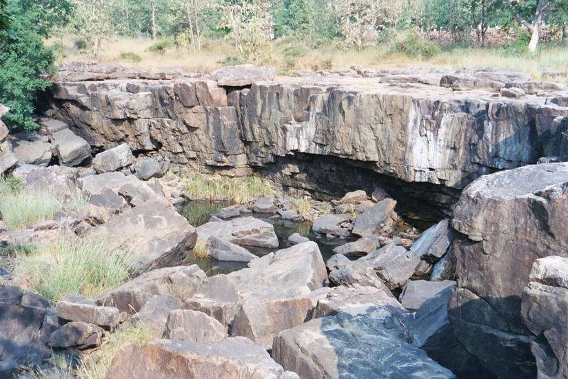 Northern India: Panna Falls picture 4