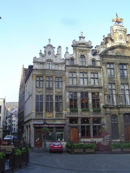 Belgium: Brussels: the Grand Place picture 7