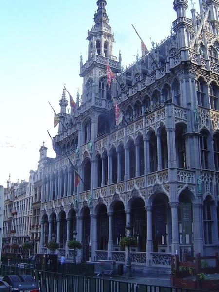 Belgium: Brussels: the Grand Place picture 14