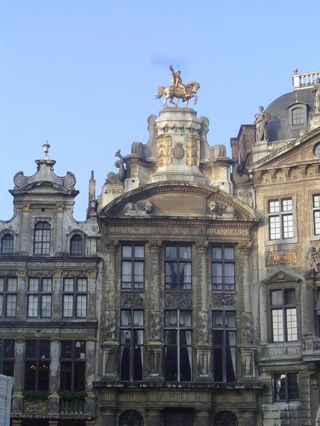 Belgium: Brussels: the Grand Place picture 9