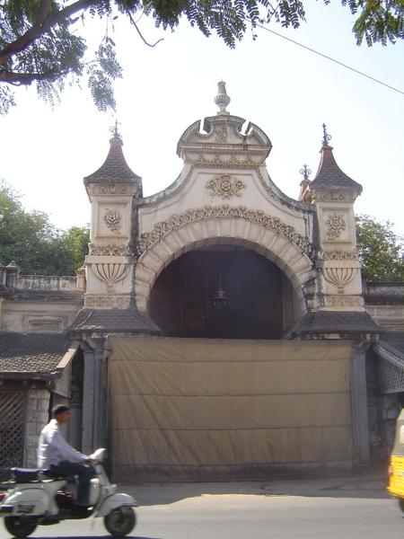 Peninsular India: Hyderabad: Palaces of the Nizams picture 8