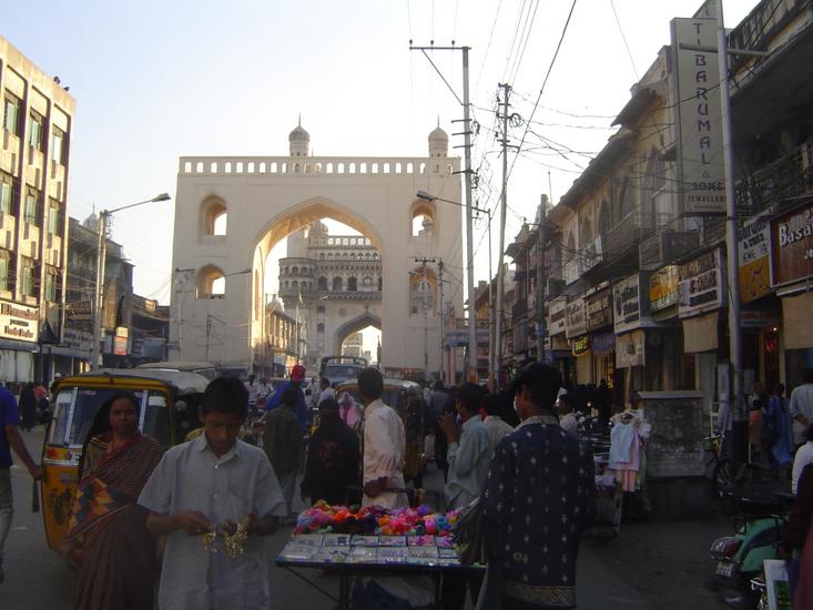 Peninsular India: Hyderabad: the Qutb Shahi City