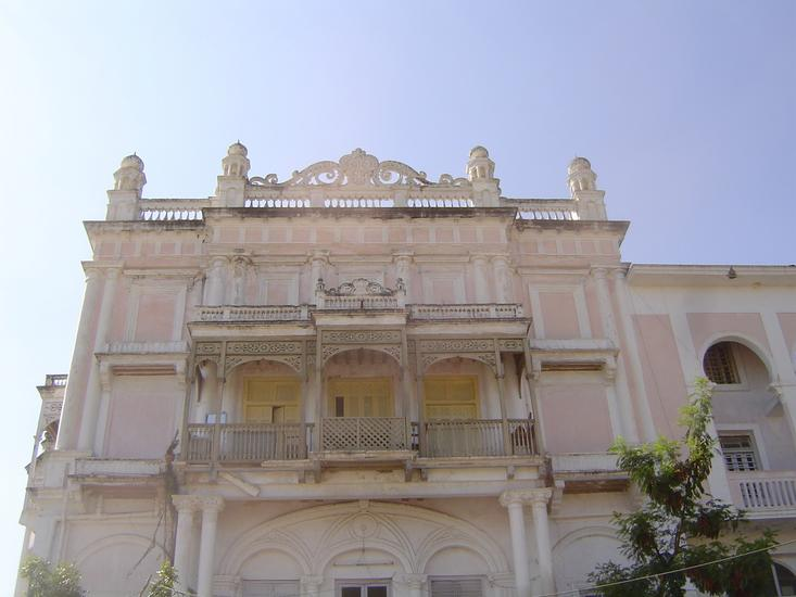 Peninsular India: Hyderabad: Palaces of the Nizams