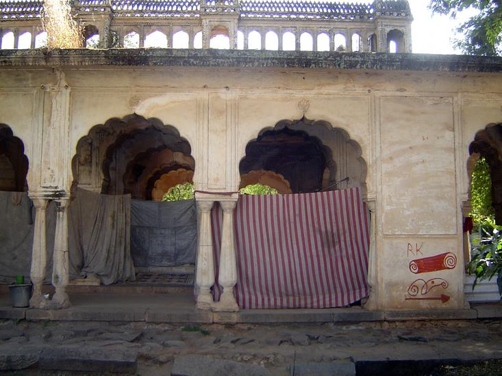 Peninsular India: Hyderabad: Paigah Tombs picture 2