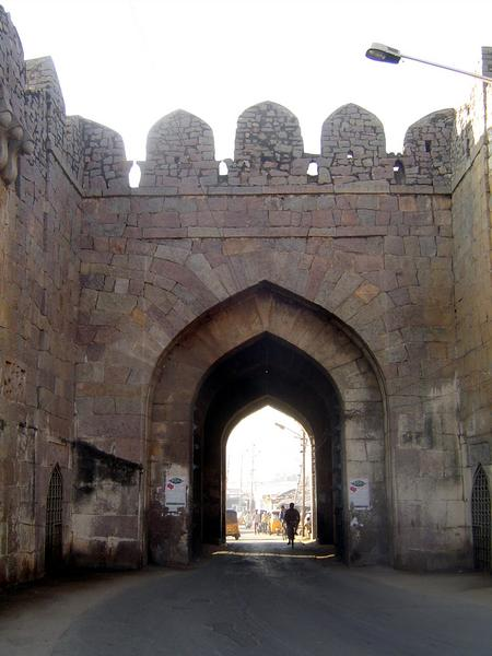Peninsular India: Hyderabad: Golconda picture 2