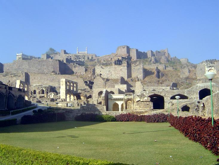 Peninsular India: Hyderabad: Golconda picture 6