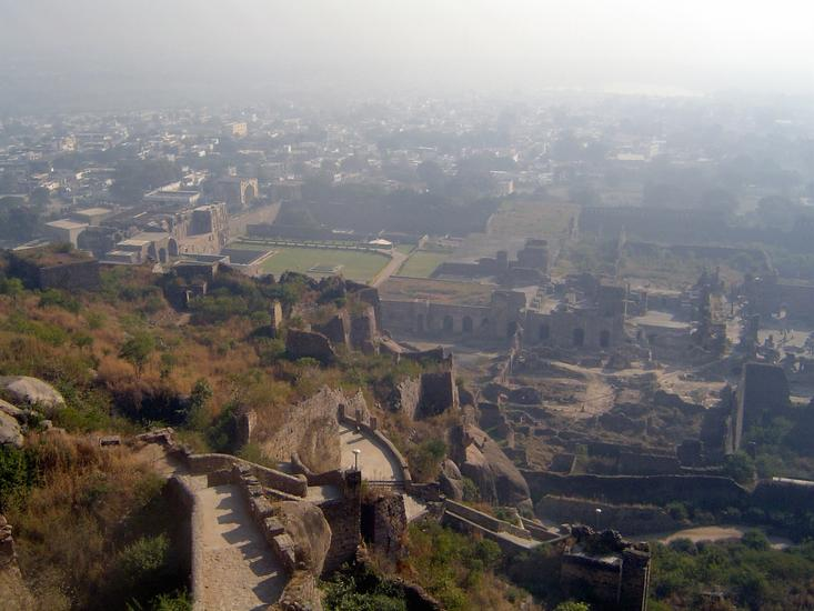 Peninsular India: Hyderabad: Golconda picture 9