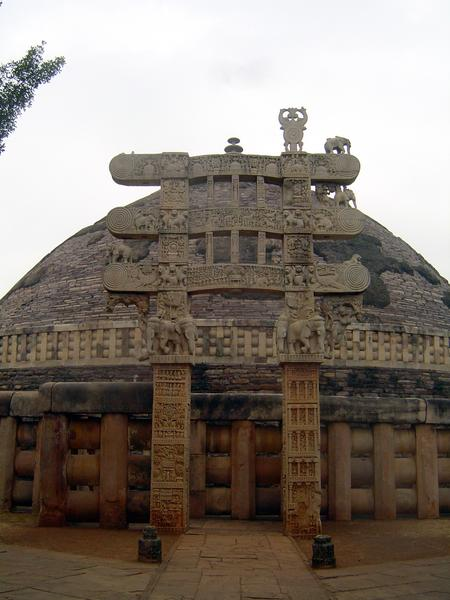 Peninsular India: Sanchi picture 9