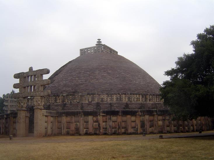 Peninsular India: Sanchi picture 3