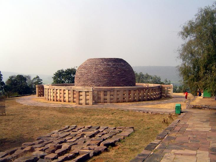 Peninsular India: Sanchi picture 25