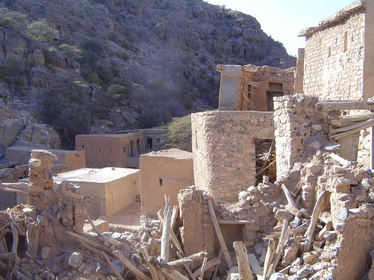 Oman: Seiq and Wadi Beni Habib picture 20