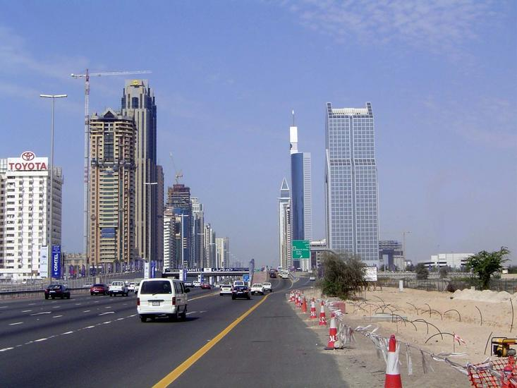 The U.A.E. (Dubai): Dubai picture 6