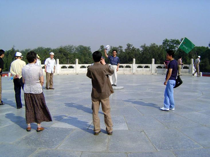 China: Beijing: Temple of Heaven  picture 8