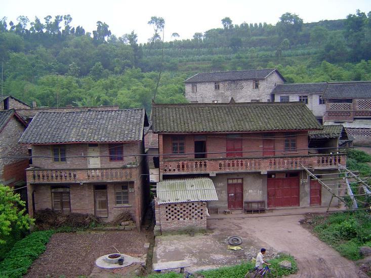 China: Red Basin Village: Shu-Guang picture 4
