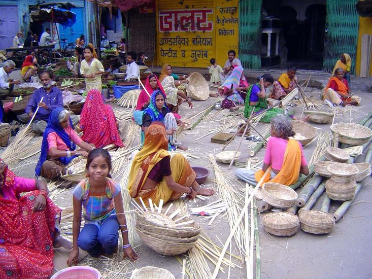 Peninsular India: Udaipur City picture 17