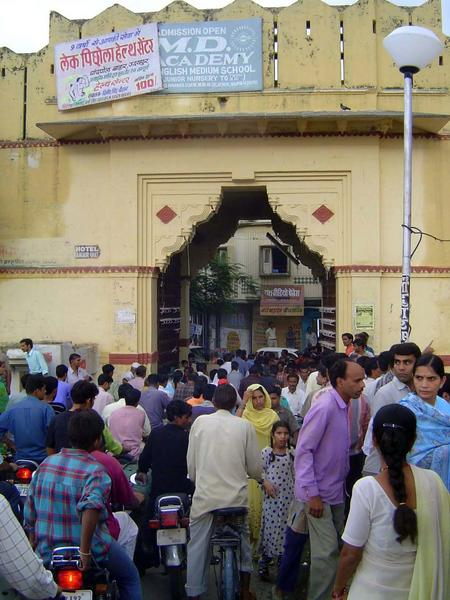 Peninsular India: Udaipur City picture 1