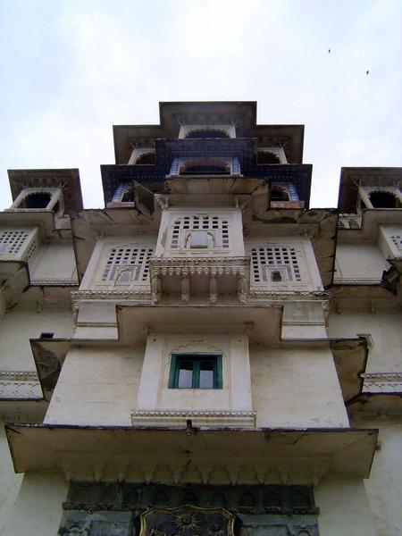 Peninsular India: Udaipur City Palace and Bagore ki Haveli picture 3