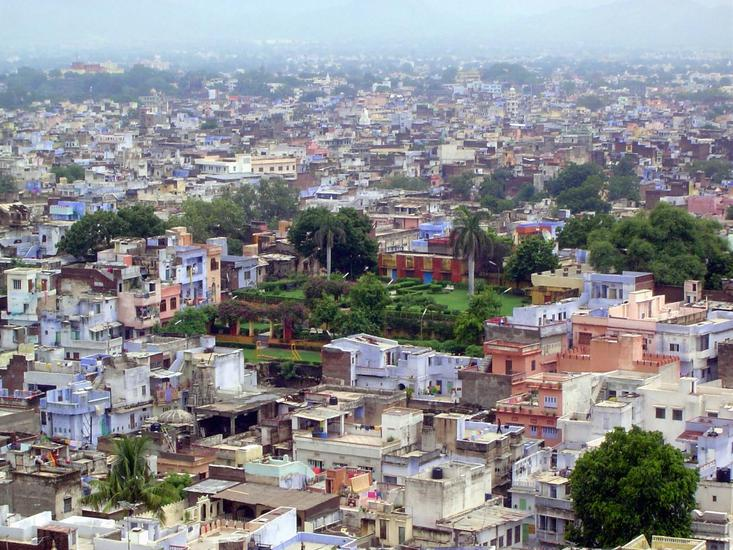 Peninsular India: Udaipur City picture 7
