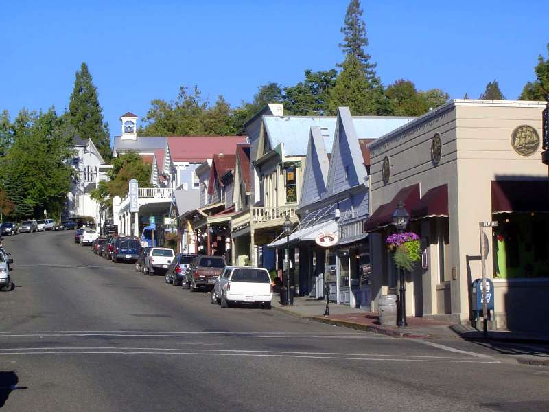 The Western United States: Grass Valley, Nevada City, and Downieville picture 2