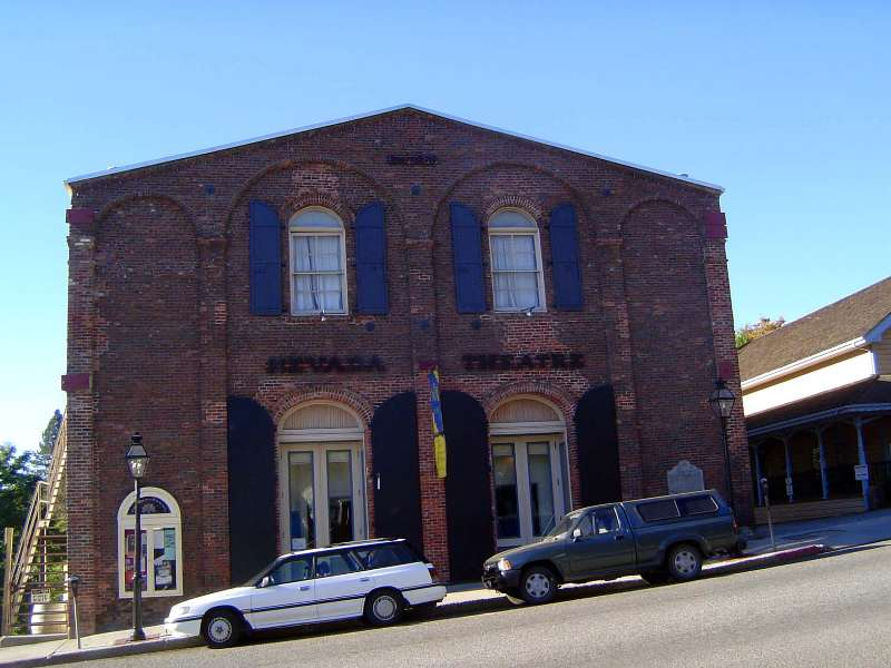 The Western United States: Grass Valley, Nevada City, and Downieville picture 14