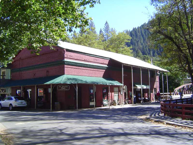 The Western United States: Grass Valley, Nevada City, and Downieville picture 19