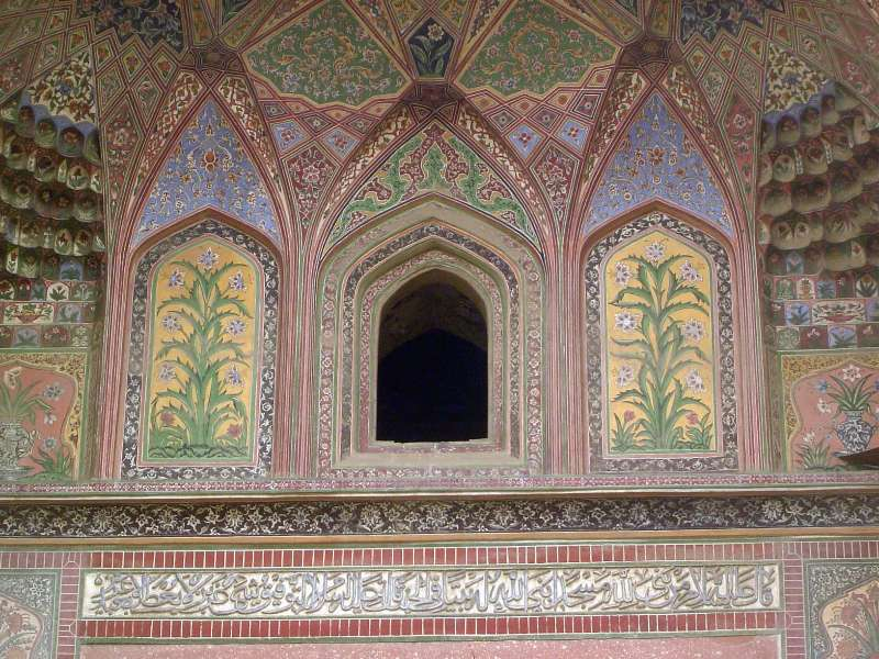 Pakistan: Lahore: Wazir Khan's Mosque picture 22