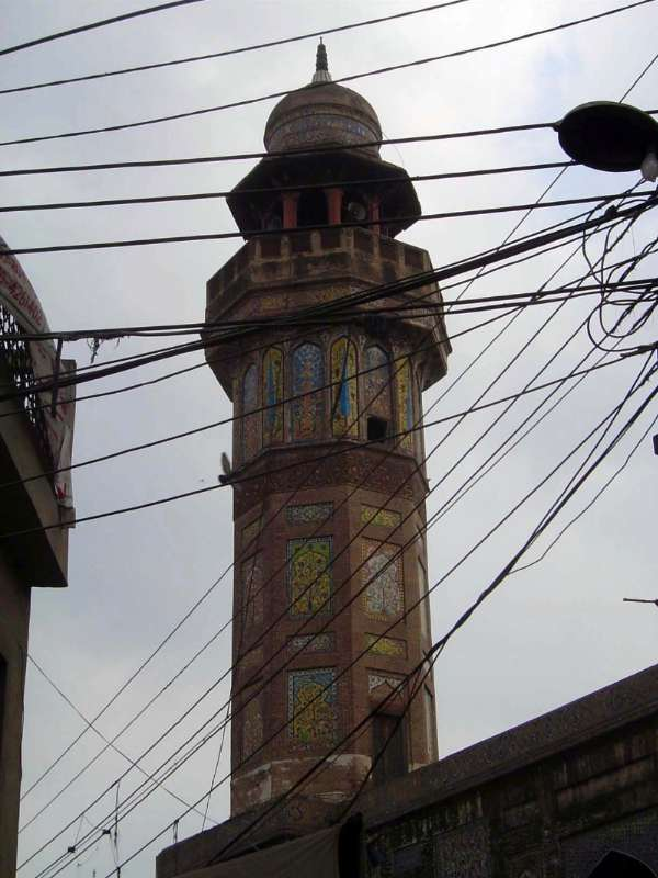 Pakistan: Lahore: Wazir Khan's Mosque picture 2