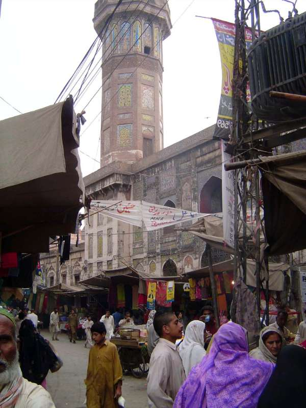 Pakistan: Lahore: Wazir Khan's Mosque picture 1