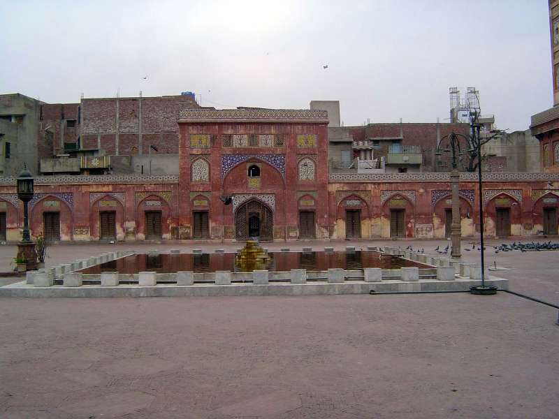 Pakistan: Lahore: Wazir Khan's Mosque picture 10