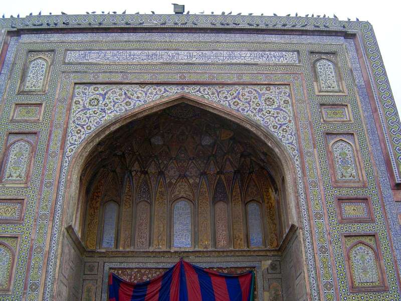 Pakistan: Lahore: Wazir Khan's Mosque picture 15