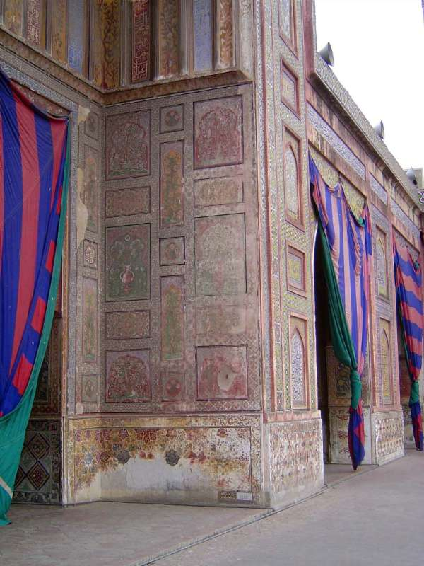 Pakistan: Lahore: Wazir Khan's Mosque picture 17