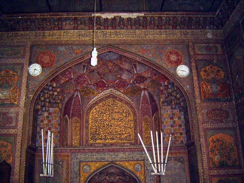 Pakistan: Lahore: Wazir Khan's Mosque picture 21