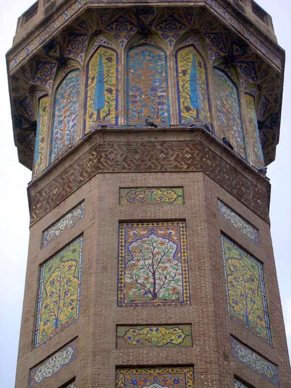 Pakistan: Lahore: Wazir Khan's Mosque picture 4