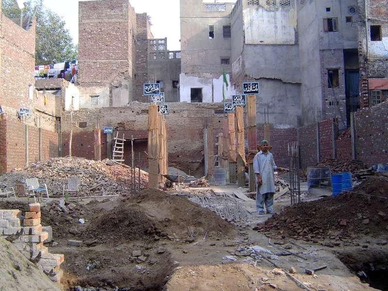 Pakistan: Lahore: the Old City picture 9