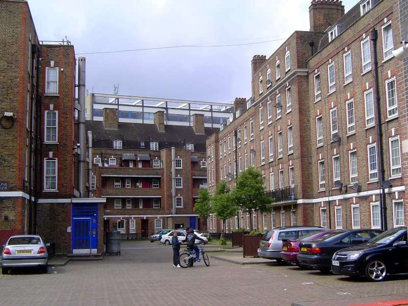 The United Kingdom: London 9: East End picture 14