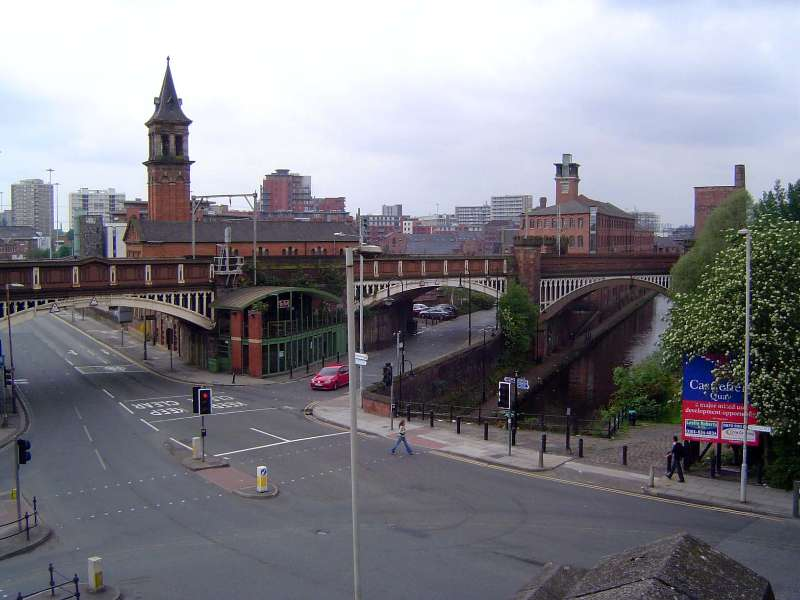 The United Kingdom: Manchester picture 20