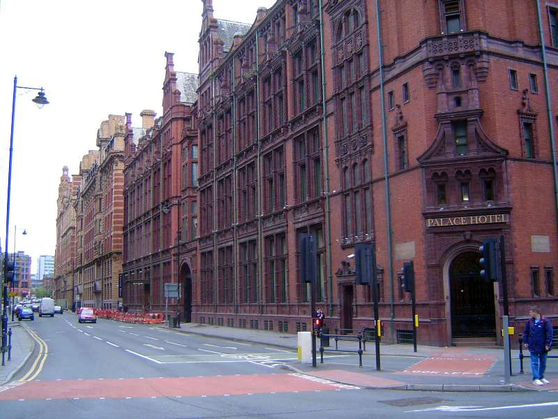 The United Kingdom: Manchester picture 54