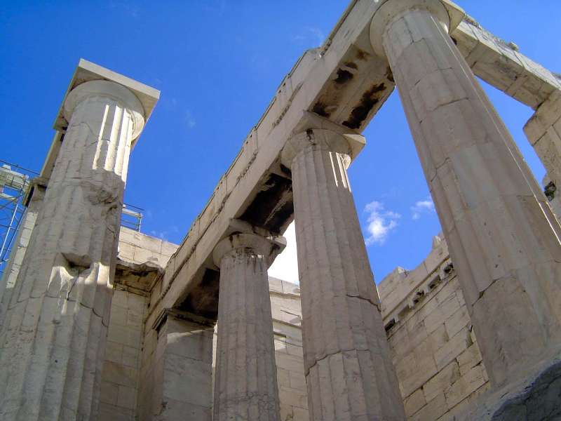 Greece: The Acropolis picture 9