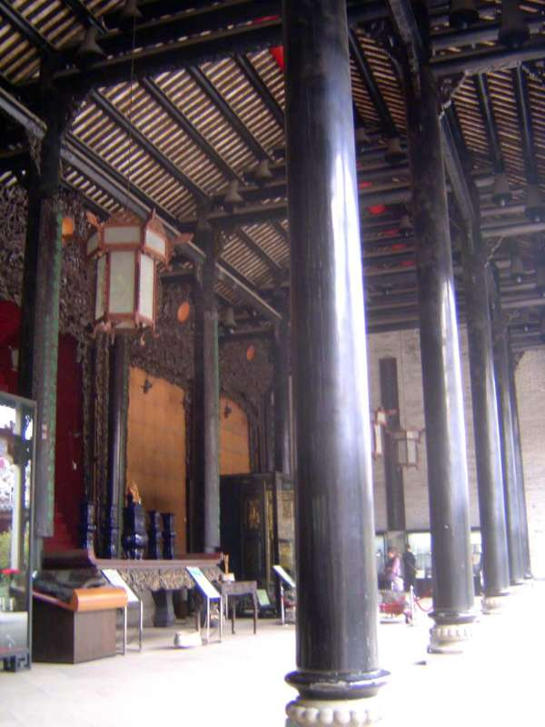 China: Guangzhou: The Chen Clan Academy and Xiguan Houses picture 4