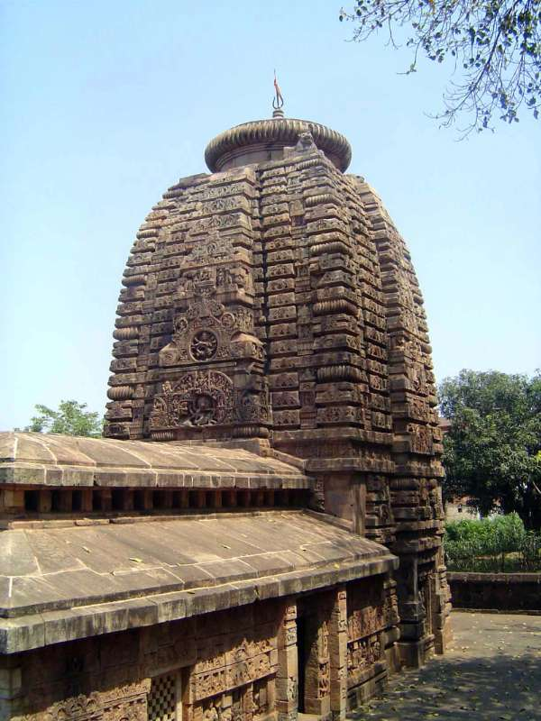 Peninsular India: Bhubaneshwar picture 1